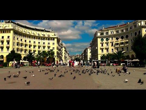 Thessaloniki's Sightseeing in 4 min / Τα αξιοθέατα της Θεσσαλονίκης