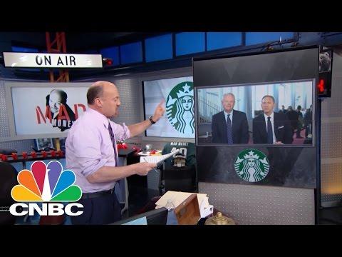 Starbucks CEO Howard
