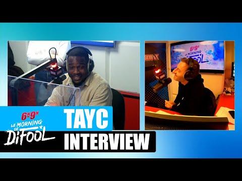 Youtube: Tayc – Interview«Première fois» #MorningDeDifool
