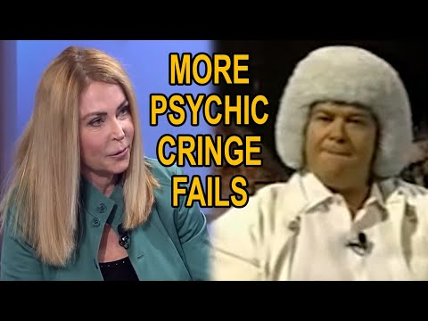 More Psychic Cringe Fails!