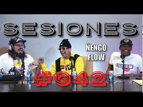 Ñengo Flow habla de Anuel AA y de su tiraera con Coscu  - Sesiones #042