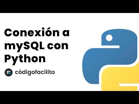 python-conexión-con-mysql
