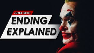 Joker Ending Explained Breakdown + Full Character Analysis & Spoiler Talk Review | HEAVY SPOILERS