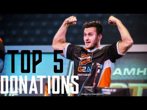 PashaBiceps - TOP 5 DONATIONS (+Reactions)