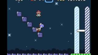 Super Mario World - Star World 3 (Alternate Exit)