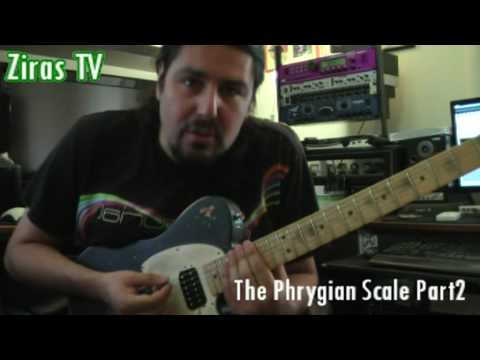 The Phrygian Scale Part2 (Rock Soloing)   Lick Of The Week 42