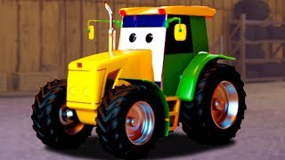 Tractor Car Garage | Learning Video For Toddlers | Kids Shows | Cartoon Videos by Kids Channel