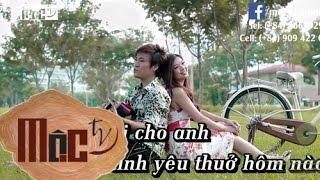 KARAOKE Trả Hết Ân Tình - Tuấn Quang Ft Phạm Thanh Thảo [Official]
