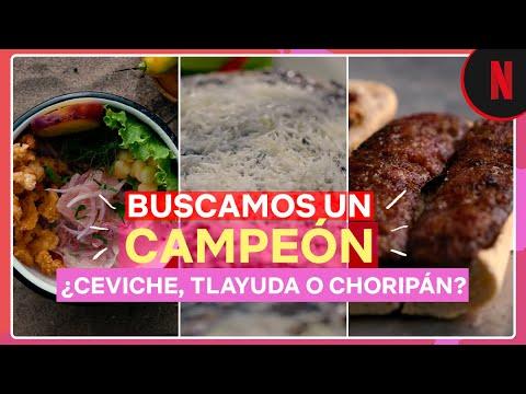 Campeonato de comida callejera | Street Food: Latinoamérica