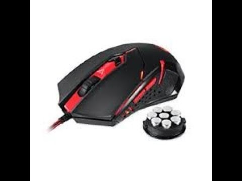 Redragon Gaming Mouse M601 Software FIX (Tutorial)