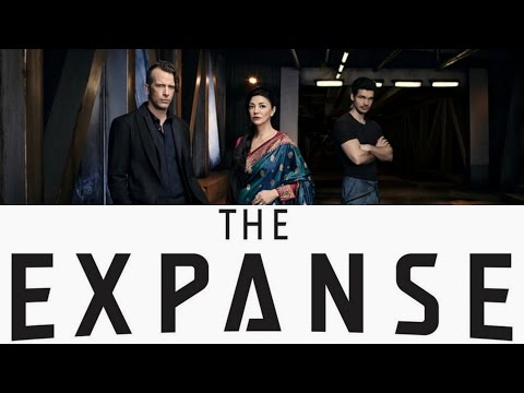 The Expanse  What To Know Mark Fergus