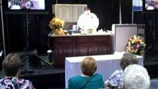 Peanut Recipes Demonstrated At Southern Women's Show