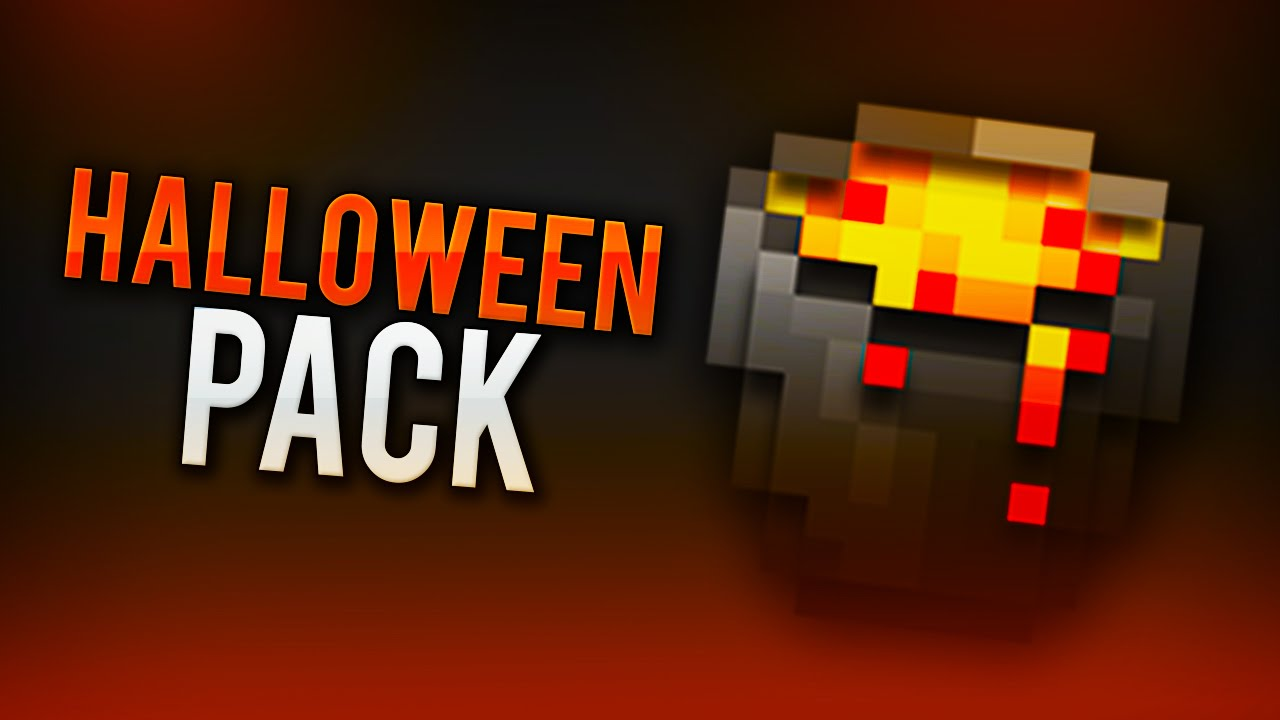 BEST Minecraft PvP HALLOWEEN Texture Pack - SPOOKY, SCARY ...