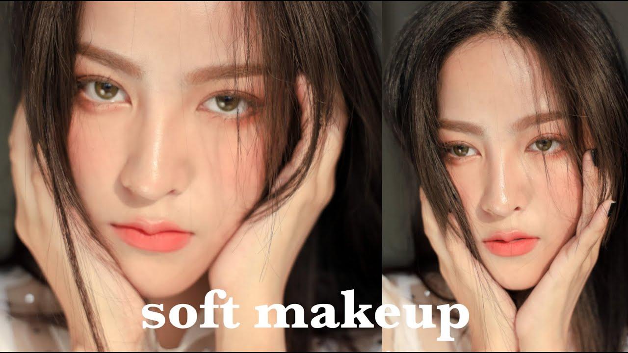 [ENG CC] Soft Makeup แต่งหน้าใสๆตามนางเอกเกาหลี | Soundtiss