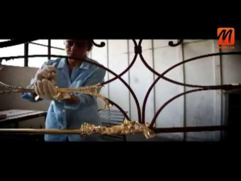 ≥  Итальяснкие кованные металлические кровати купить в Киеве, Италия Barel