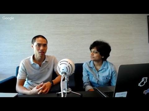 GCP Online Meetup #32: Building A Chatbot With Dialogflow And Google Cloud Platform