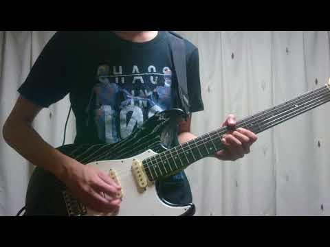 9mm Parabellum Bullet 「21g」 ギターで弾いてみた