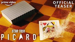 Star Trek: Picard Season 2   Official Teaser   Prime Video