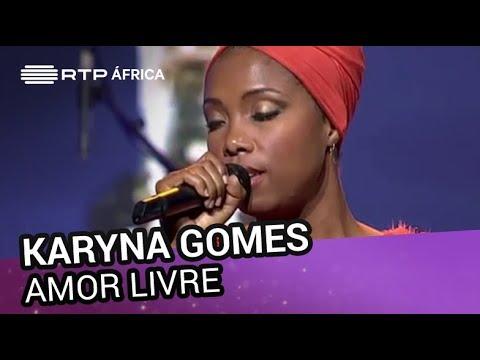 Karyna Gomes - Amor Livre | Conversas ao Sul | RTP África