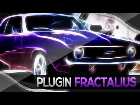 Photoshop CS6 • Plugin Fractalius - Como usar [+Download]