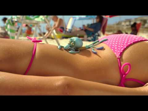 "SPONGEBOB SCHWAMMKOPF 3D – Filmclip ""Die Angreifer"""