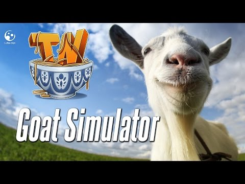 JUST GET OFF OF ME!!!! | Goat Simulator | Fan Choice Friday