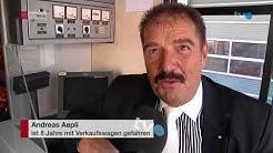 Migros bringt alte Verkaufswagen in der Ostschweiz zum Einsatz