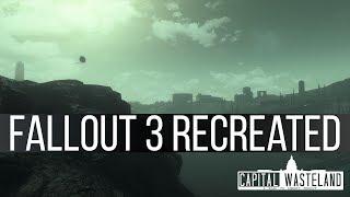 Massive Progress Made on Fallout 3 in Fallout 4