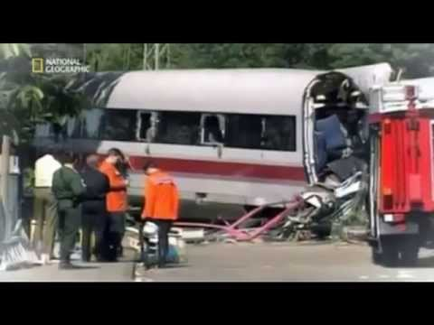 127. National Geographic Train Crash Science (in German)
