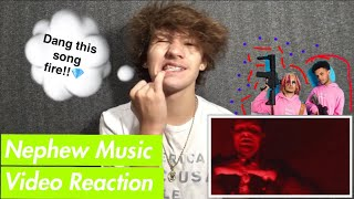 Smokepurpp- Nephew ft. Lil Pump (official music video) Reaction To Fire