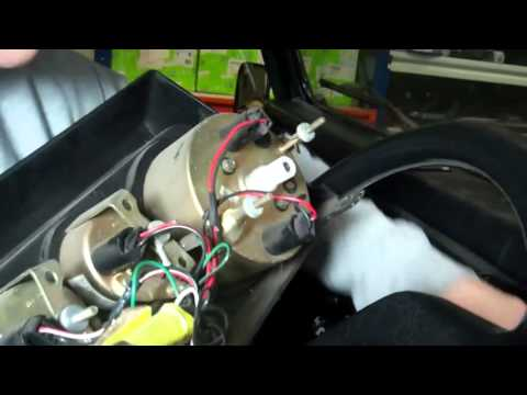 Land Rover Defender Dim Dip Relay Upgrade / Replacement / Disable