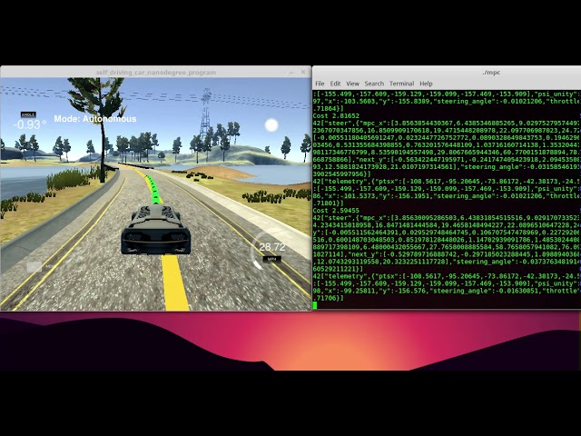Udacity's Self Driving Car Engineer Nano-Degree | white noise