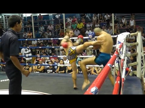 Craig Sumalee Boxing Gym VS Anvar Boynazarov: Bangla Boxing Stadium, 13th August 2014