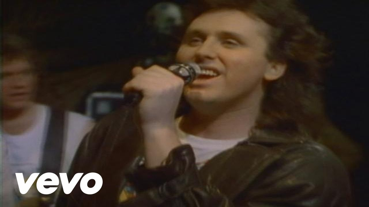 Loverboy - Break It to Me Gently (Official Video)