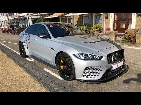 Jaguar XE SV Project 8 - Lovely Exhaust Sounds!