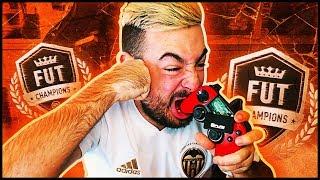 EL JUGADOR MAS LOCO Y AGRESIVO DE FIFA 19 *destroza el mando*