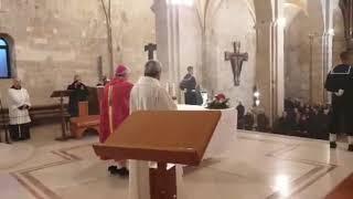 San Basso: la messa del 5 dicembre
