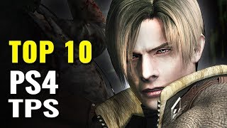Top 10 PS4 Third Person Shooters of 2016, 2017 & 2018