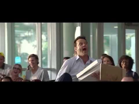 The Internship ending scene: Irene Cara Flashdance What a Feeling