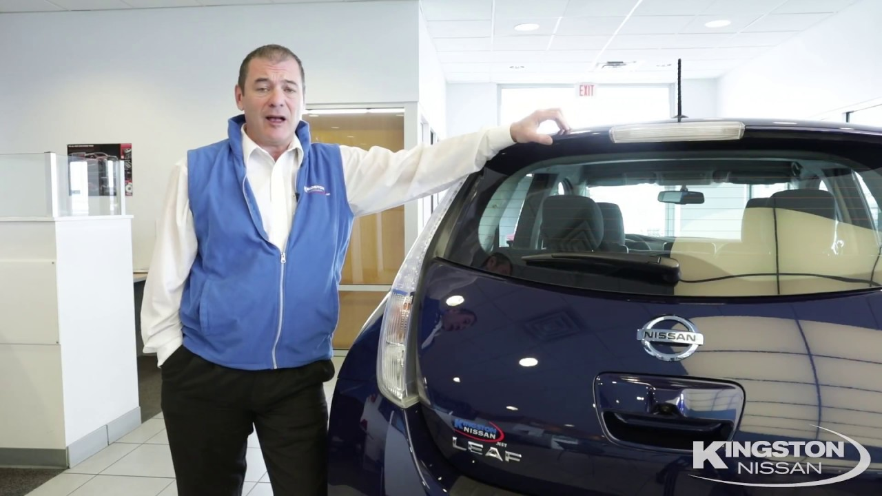 2017 Nissan Leaf Important Facts For New Yorkers Youtube