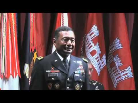 Army Now - Lt. Gen. Bostick assumes Corps of Engineers command