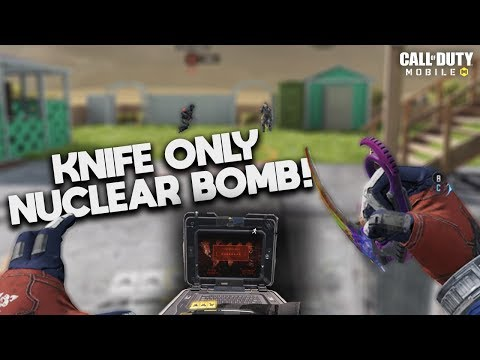 Knife Only NUCLEAR
