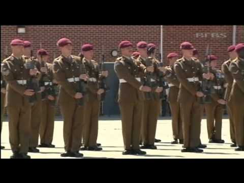 7 PARA RHA Marches In The Changes
