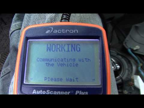 Honda How To Blinking D4 p0700 and p1768 code fix