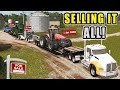 IT'S TIME TO SELL IT ALL- IOWA MAP YOU WILL BE MISSED | FARMING SIMULATOR 2017