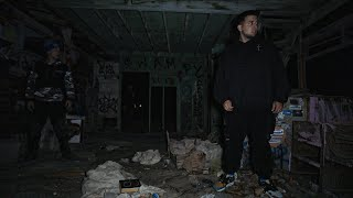 EXPLORING AN ABANDONED GHOST TOWN (Something attacked us)