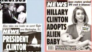 Extraterrestrials Assassinated JFK! And Other 20th Century UFO Conspiracies