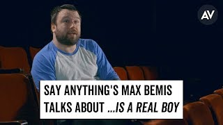 Say Anything's Max Bemis walks us through the creation of ...Is A Real Boy