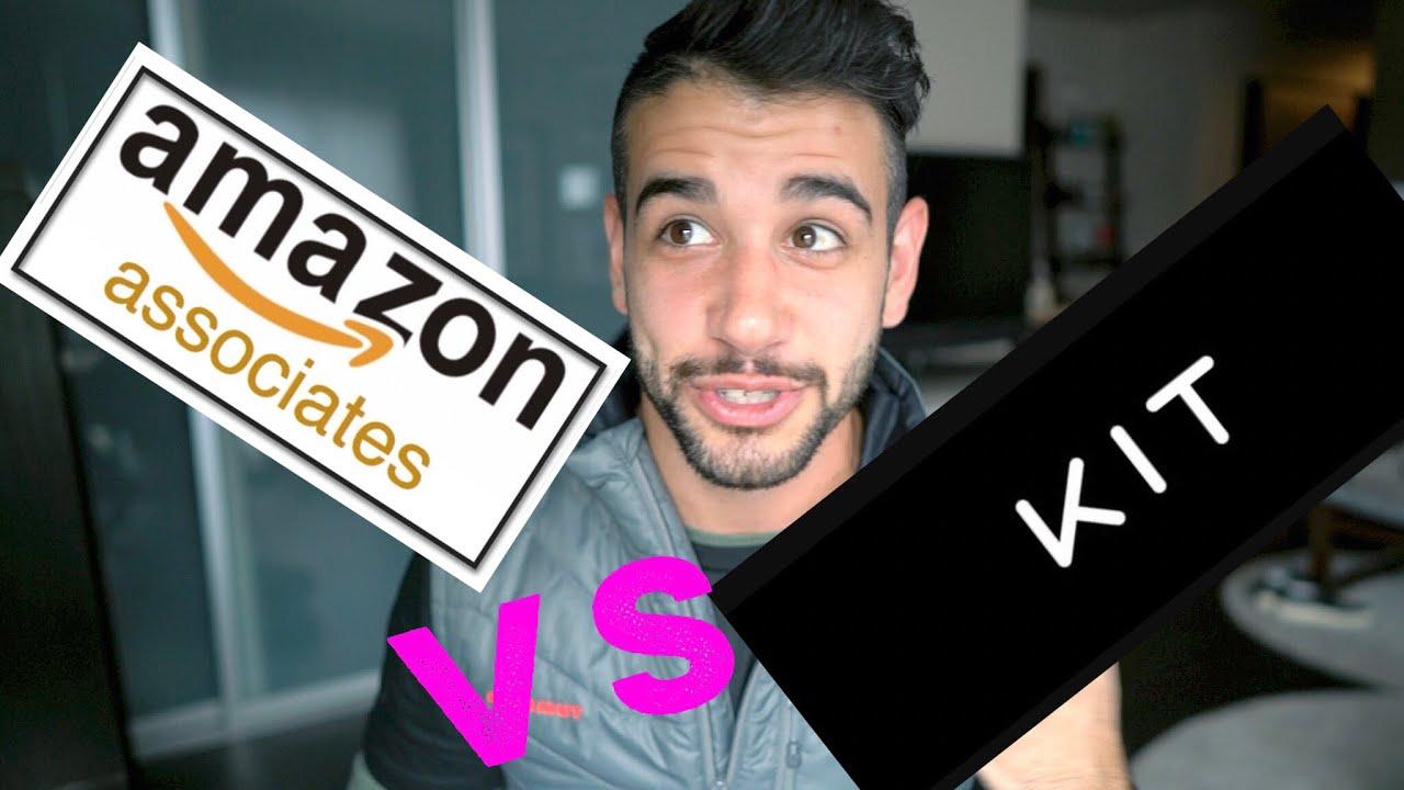 Amazon Influencer Vs Kit Com First Impressions YouTube