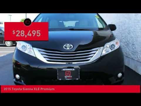 2015 Toyota Sienna Ou0027Fallon IL T10872